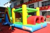 Piccola corsa ad ostacoli gonfiabile per i bambini Chob385