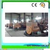 Produção combinada de calor e electricidade de energia 700kw baixo BTU conjunto gerador de gás