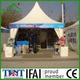 Tienda al aire libre de la exposición de la tienda de la tienda árabe