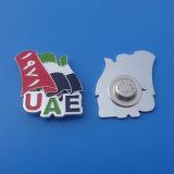 Distintivo promozionale di Pin del risvolto del ricordo dei 2016 dei UAE regali di giorno nazionale