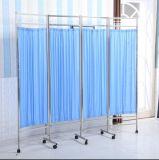 Tenda medica dello schermo del divisorio della base dell'esame della clinica