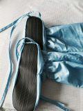 Cleanroom Outsocks ESD lange Socken mit weicher rutschfester Sohle