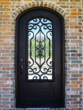 Красивые пользовательского главного утюг одного и того же безопасность дверей двери