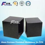 Cube en granit avec la haute précision