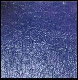 Синтетики кожа PU Semi для стула мебели софы