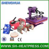 Combo 8 en 1 de la máquina de transferencia de calor Cy-S1