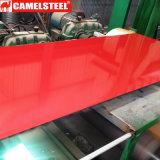 Цвет Dx51d/SGCC/CGCC PPGI/PPGL покрыл гальванизированные стальные катушки