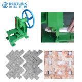 Minigrößen-manuelle Mosaik-Ausschnitt-Zerhacker-Maschine