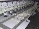 20ヘッド9針の明白な刺繍機械