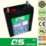 2V100AH AGM, batterie rechargeable pour gel Batterie solaire à cycle profond Batterie rechargeable Batterie Batterie AICD à charge régulée pour batterie longue durée
