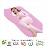 Venta caliente adaptado el embarazo cuerpo creativo Almohadas Almohada en forma de U