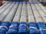 ASTM A53 / BS1387 углеродистой стали ближний свет с возможностью горячей замены трубопровода оцинкованной стали