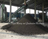 Sand, Benotite Drehtrockner für trocknenden Sand