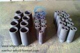 Están ajustadas presión isostática de alta calidad en el tubo de grafito de fundición continua