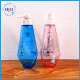 Frasco plástico amigável Eco- de 150ml PETG para o champô