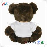 Regalo reso personale dell'orso: Animale farcito del piccolo orso dell'orsacchiotto