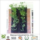 Planta colgante vertical crecer Bolsa 7 bolsillos para verduras de flores