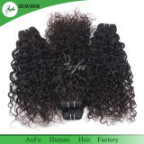 Популярный индийский фигурные Virgin Реми в области естественных черных волос