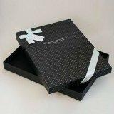 Boîte-cadeau de empaquetage de carton de produits de beauté d'habillement de luxe de chocolat