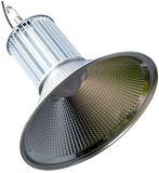 La Bahía de alta potencia LED de alta alta de arrojar luz 250W y un taller para la fábrica.