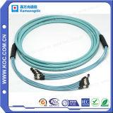 MPO Più-MPO cavo di fibra ottica più