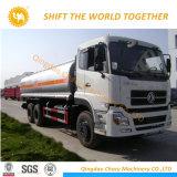 Dongfeng camion di autocisterna d'acciaio del combustibile da 4500 litri 5 tonnellate dell'olio di camion del serbatoio
