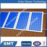 Racking solare solare del montaggio del tetto di mattonelle di racking del tetto delle mattonelle dell'amo dell'acciaio inossidabile