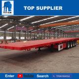 Titan-Fahrzeug - 4 Wellen-Behälter-Schlussteil-Flachbettlastwagen-LKW für Malaysia