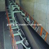 Для тяжелого режима работы по суше или ленточный транспортер для трубопровода системы конвейера