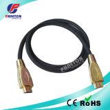 AV comunicación de datos por cable HDMI con Ethernet de ferrita (pH3-1036)