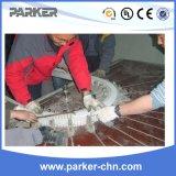 Belüftung-Bogen-Fenster-Maschinen-Plastikprofil-Bogen-verbiegende Maschine