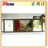 Cadres photo acrylique carré LED LCD affichage publicitaire