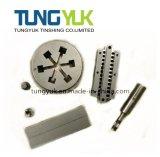 2017 girando las piezas de mecanizado de precisión de CNC con acero