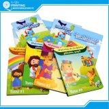Stampa del libro della scheda del bambino, servizio della stampa dei libri infantili