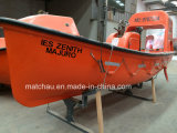 4.5m Fiber Rescue Boat