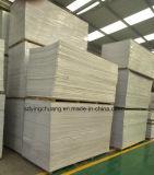 4*8FT de couleur blanche de la mousse PVC mousse PVC Closed-Cell Carte Carte Carte de mousse PVC léger