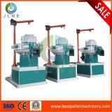 La biomasse/bois/sciure de bois/presse à granulés de paille avec système de lubrification automatique