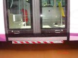 Carga de rampa de cadeira de rodas Manual Mwr 350kg para o barramento com Certificado CE