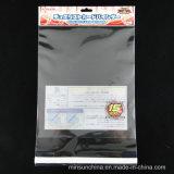 Sacos de embalagem de plástico claro OPP com cabeçalho e auto adesivo