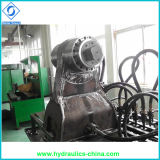 Meuleuse rotatif pour excavatrice hydraulique