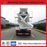 Camion de mélangeur concret de la Chine HOWO 10m3