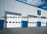 純木かステンレス鋼またはSandwishまたはガラスパネルまたはヨーロッパ式のガレージのドア