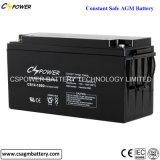 12V150AH de ciclo profundo AGM para baterías de plomo ácido inversor UPS y la energía solar