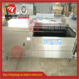 La pomme de terre/carotte/Radis/oignon/manioc Peeling de nettoyage de la machine à laver