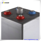 batería sin necesidad de mantenimiento de la batería tubular solar del gel 2V800ah (OPzV2-800)