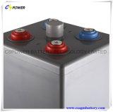 2V800ah Solar Gel Tubular Battery Maintenance Free Battery (OPzV2-800)
