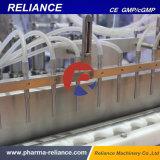 装飾的なか医学のガラスビンの洗浄の殺菌の満ちる生産ライン