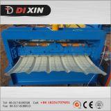 機械を形作るDixinのカーブの屋根シートロール