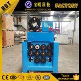 철강선 밧줄 중국제 유압 호스 주름을 잡는 기계