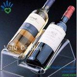 Acrylbier-Bildschirmanzeige-magnetische frei schwebende Wein-Bildschirmanzeige mit kundenspezifischem Firmenzeichen
